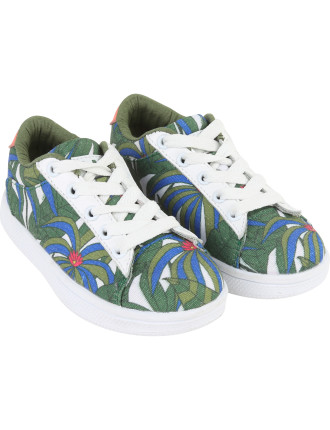 Tropical Low Laceup Junior Trainer