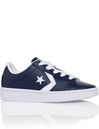 Kid Con Pro Leather 76 Low Navy