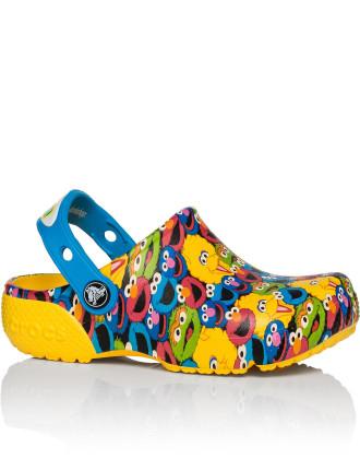 Crocs FL Sesame Street Clog