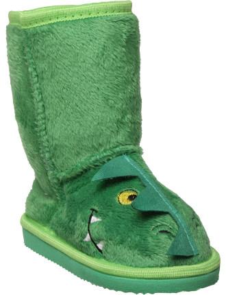 Dragon Knee High Slipper