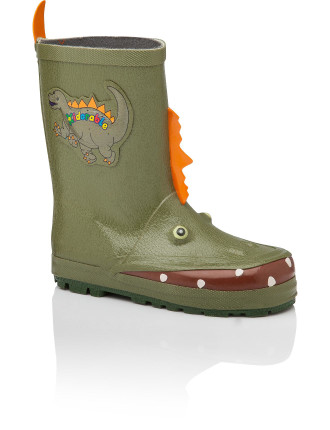 Dino Rainboot