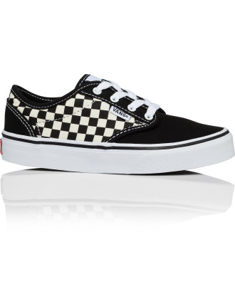 Asher Checkers Laceup Sneaker