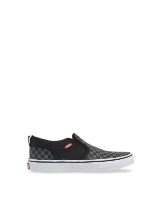 Ashers Checkers Slip On Sneaker