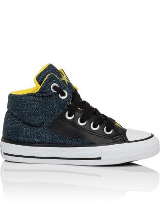 Chuck Taylor High Street Hi Top Junior Sneaker