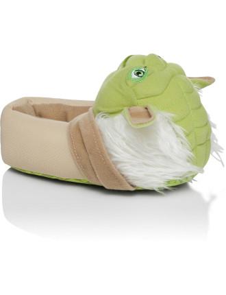Yoda 3d Slipper
