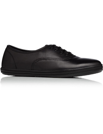 Verve Senior Lace Up School Shoe