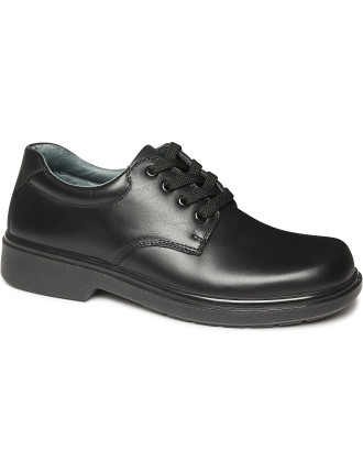Daytona Senior Lace Up School Shoe