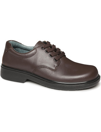 Daytona Junior Lace Up School Shoe