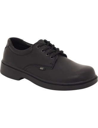 Strobe Senior Lace Up School Shoe