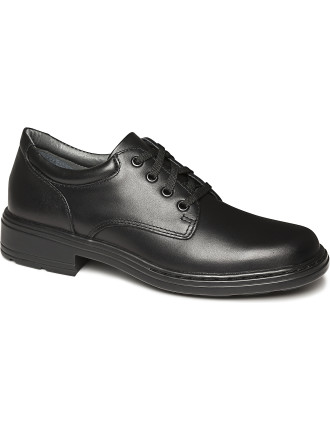 Infinity Senior Lace Up School Shoe