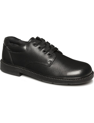 Reward Junior Lace Up School Shoe