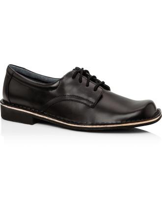 Harison Indy II Lace Up School Shoe