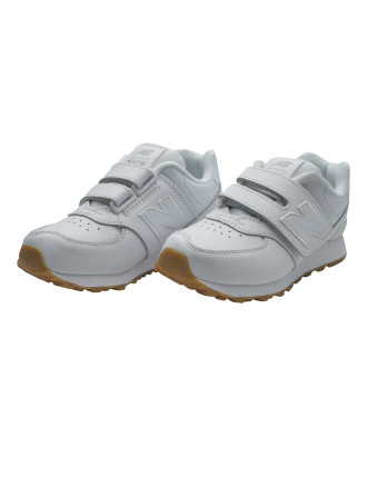 Kg574g8i Athletic Velcro Leather Trainer