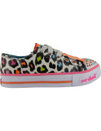Twinkle Toes Shuffles Somethin Wild Light Up Lace Up Shoe $69.95