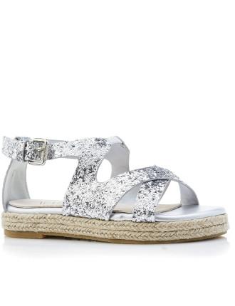 Selita Glitter Esperdrille Sandal