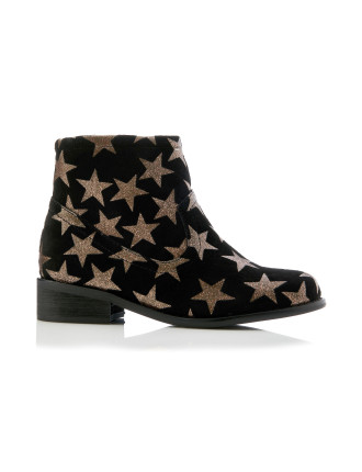 MORGAN SUEDE STAR BOOT