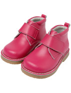 Girls Velcro Desert Boot $64.95