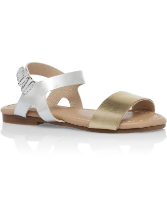 Ivy Two Tone Sandal