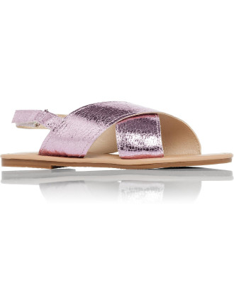 Lucy Crossover Sandal