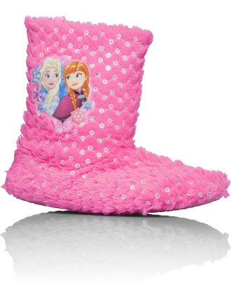 Frozen Slipper Boot