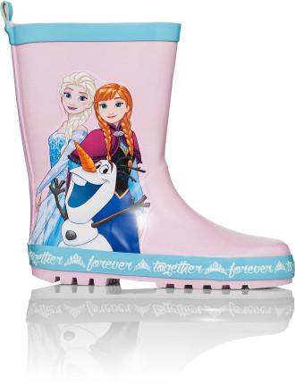 Frozen Together Forever Sparkle Gumboot