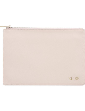 Pale Pink Large Pouch