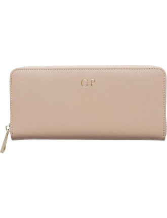 Taupe Continental Wallet - More Stock Arriving Approx. 23rd