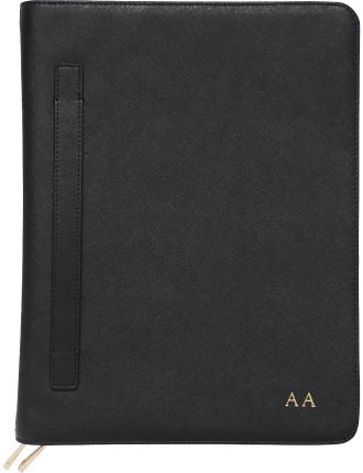 A4 Black Compendium