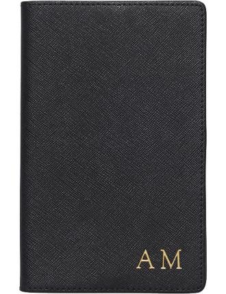 Black Notebook Holder