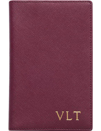 Burgundy Notebook Holder