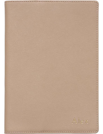 Taupe A5 Notebook Holder