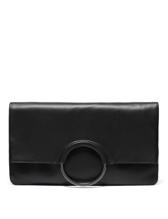 Ring Around Large Clutch