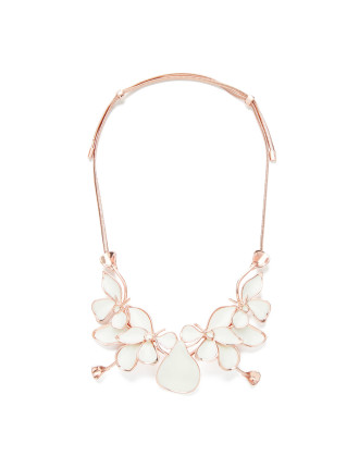 Wilting Necklace