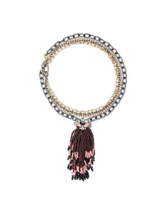 Instinct Pendant Necklace