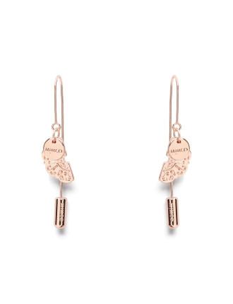 Droplet Drop Earrings