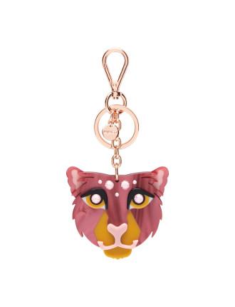 Panthera Keyring