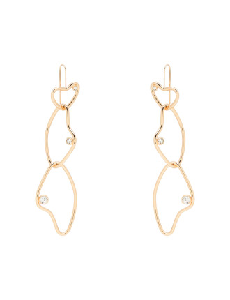 Vision Drop Earring
