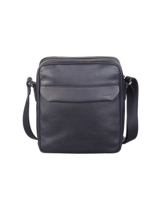 Classic Cross Body Leather Bag