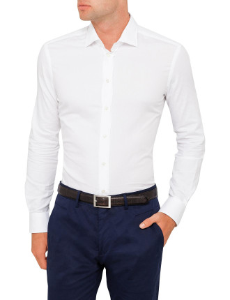 Classic French Collar Shirt