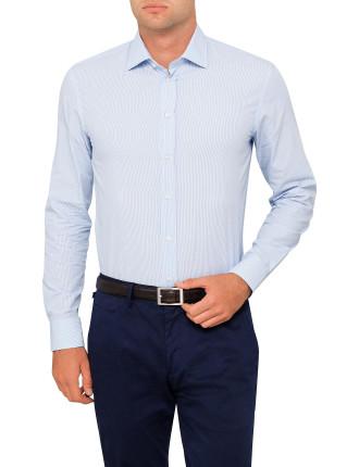French Collar Classic Shirt