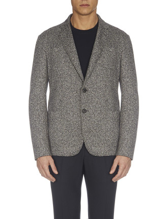 Single Breasted Two Button Jacket
