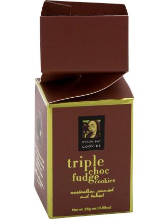 Cookie Stack Triple Choc Fudge