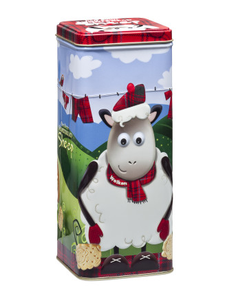 Shortbread Sheep Tin 250g