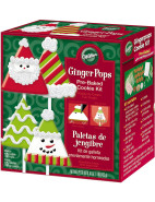 Ginger Pops Pre-Baked Cookie Kit $24.95