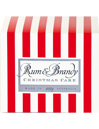 Ogil Rum & Brandy Christmas Cake 400g