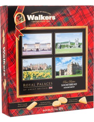 Wkrs Royal Palaces Shortbread