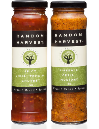 Chilli Bbq Duo Pack 300g