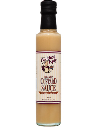 Brandy Custard Sauce 250ml