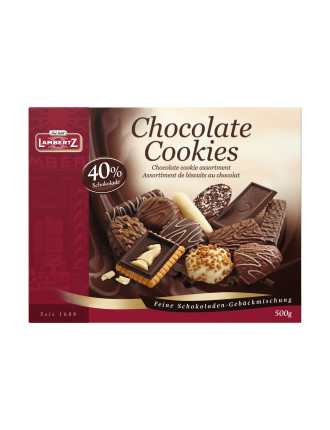 Chocolate Cookies 500g