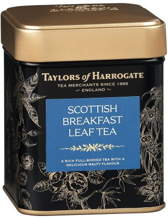 Scottish Breakfast Tea Caddy 125g